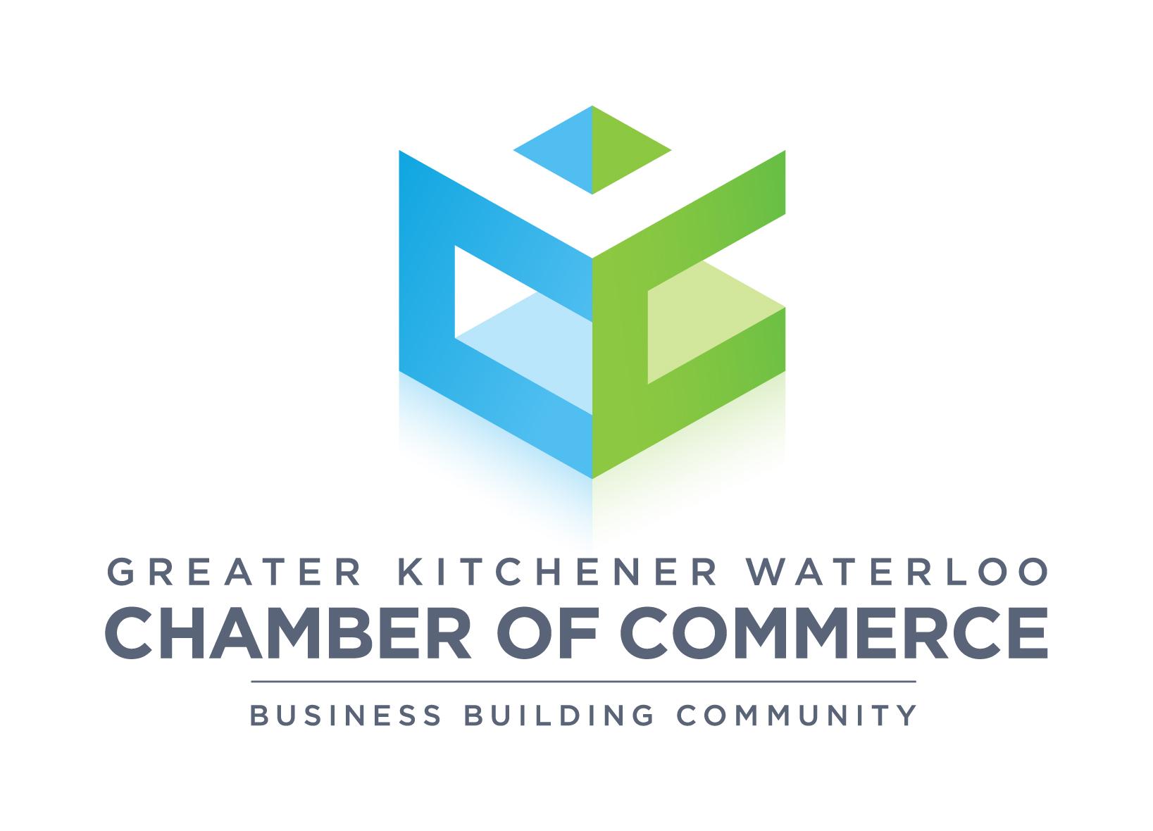 Chamber Logo - Greater Kitchener Waterloo Chamber of Commerce