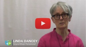 Interview with Linda Dancey from Grand River Personnel