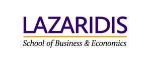 Lazaridis School of Business & Economics logo