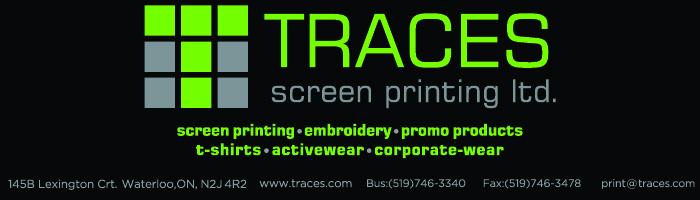 Traces Screen Printing Ltd.