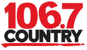 Country 106.7 logo