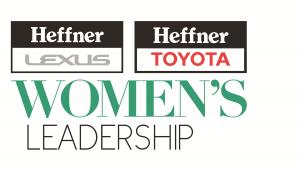 Heffner Lexus Toyota Women's Leadership logo