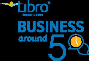 Libro Credit Union Business Around 5 logo