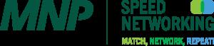 MNP Speed Networking Series logo