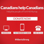 Fort McMurray Fire Red Cross Greater KW Chamber of Commerce Kitchener Waterloo Blog Relief Help Donate