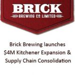 Supply Chain Brick Brewing Greater KW Chamber of Commerce Kitchener Waterloo