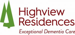 Highview Residences Exceptional Dementia Care Member Profile Greater KW Chamber of Commerce Kitchener Waterloo Ontario