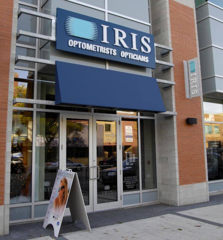 IRIS Advantage Optometrists Opticians The Visual Group Greater KW Chamber of Commerce Member Profile Profiles Kitchener Waterloo Ontario