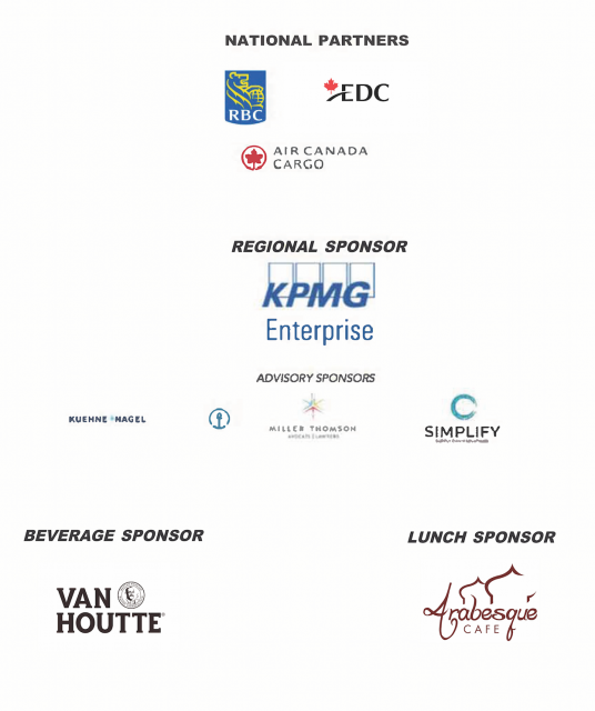 TAP sponsors