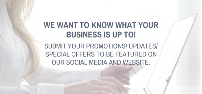 Chamber Member Local Promotions & Updates